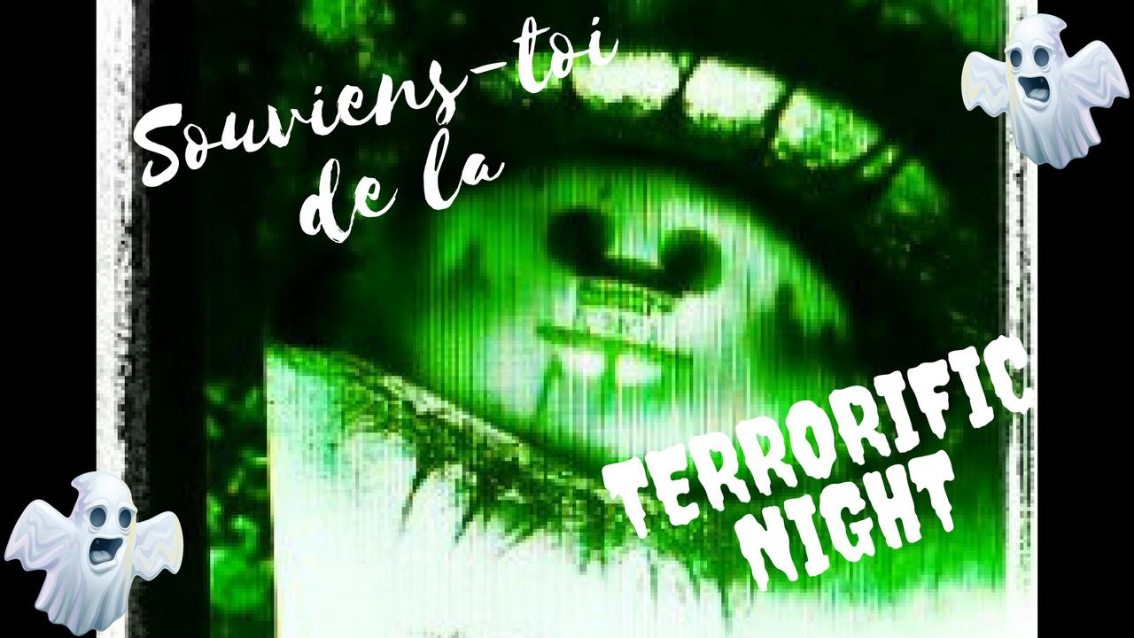 terrorific night