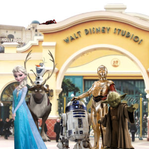 disney studio aggrandissement